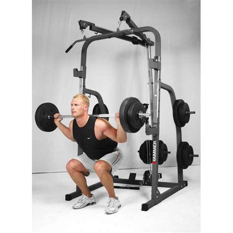 banc de musculation hammer banc de musculation solid xp de hammer