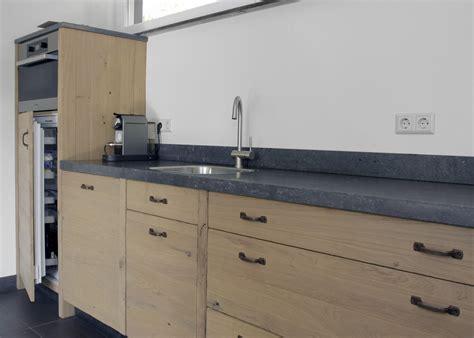 grens keukens eindhoven rustiek eiken thijs keukens