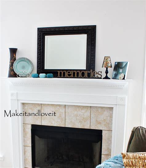 decorate mantle my home part fireplace mantel decobizz