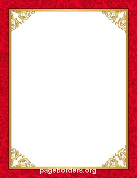 Wedding Border For Word by 758 Best Page Borders And Border Clip Images On