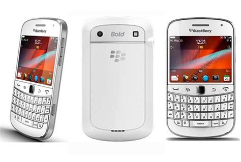 Handphone Blackberry Dakota 9900 blackberry 174 bold 9900 si tinge di bianco fashion times