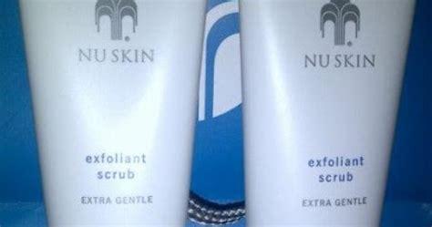 Pembersih Muka Nu Skin Zahira Store Nu Skin Exfoliant Scrub