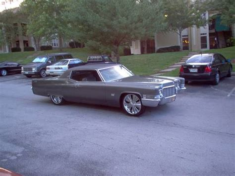 69 cadillac coupe for sale 69 cadillac coupe 4 sale 8 500 or trade