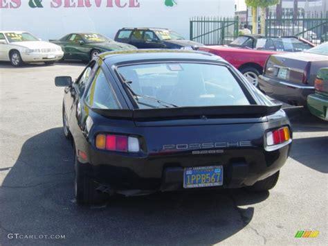 porsche 928 black 1986 black porsche 928 s 924575 gtcarlot com car