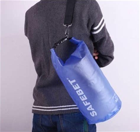 Safebag Waterproof Bag 5 Liter Berkualitas safebag outdoor drifting waterproof bag 10 liter black jakartanotebook