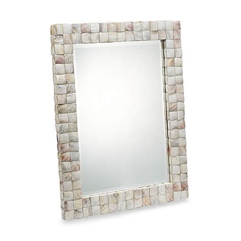 bed bath beyond mirrors buy uttermost vivian wall mirror from bed bath beyond