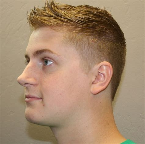 fade haircut boys mens services and boys haircuts fades faux hawk