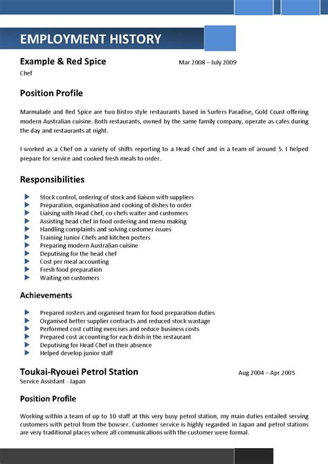 Resume Painter Sample Auto Body For