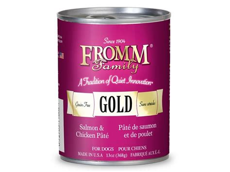 fromm canned food careful 6 contaminated pet foods