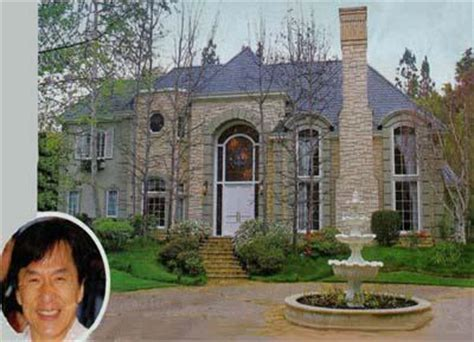 jackie chan house maison de jackie chan actor s superstar and house