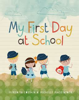 picture books about starting school book review book list picture books about starting