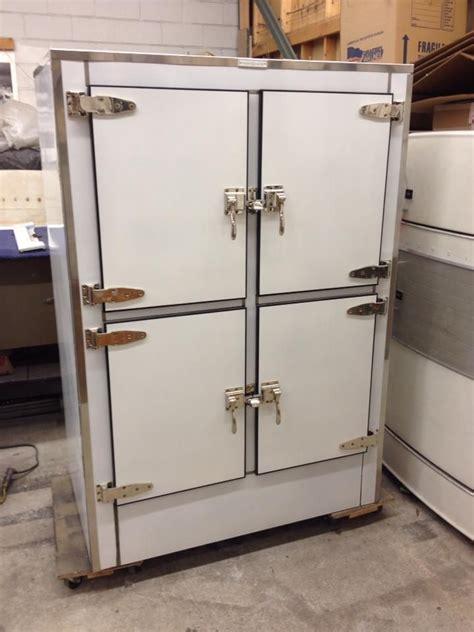 antique appliances clayton ga restored refrigerator