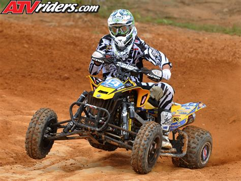 ama atv motoworks can am birch creek ama atv motocross report