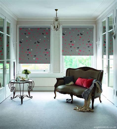 patterned blackout blinds bedroom 100 best images about roller blinds on pinterest shabby