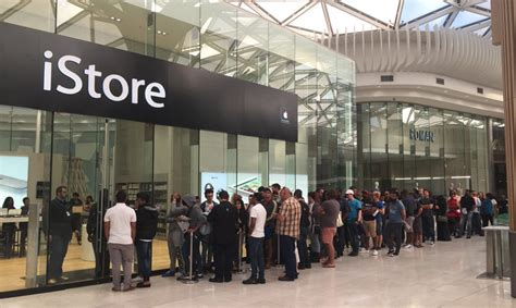 apple za store apple iphone 7 launch the biggest in south africa