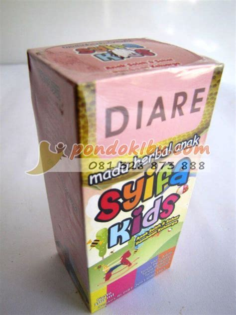 Madu Anak Syifa Diar Diare Herbal Berkhasiat madu syifa diare ramuan herbal alami untuk sembuhkan