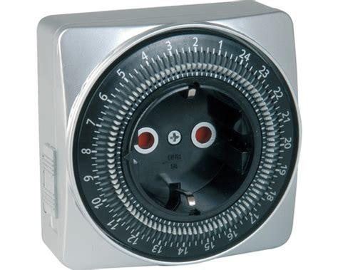 elektrische rolläden zeitschaltuhr nachrüsten zeitschaltuhr kompakt silver line bei hornbach kaufen