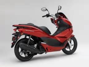 Honda Pcx150 Rumor Come 2013 Honda Could Launch Pcx150 Automatic