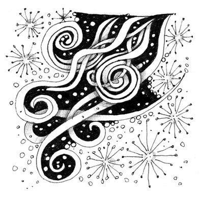 zentangle pattern gust 266 beste afbeeldingen over christangles op pinterest