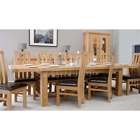 14 seater dining table chunky 14 seater dining table furniture and mirror