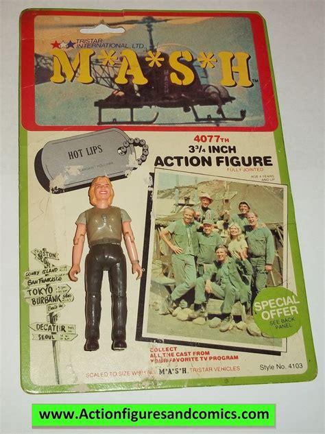 m a s h figures m a s h mash tv series figures 1982 moc