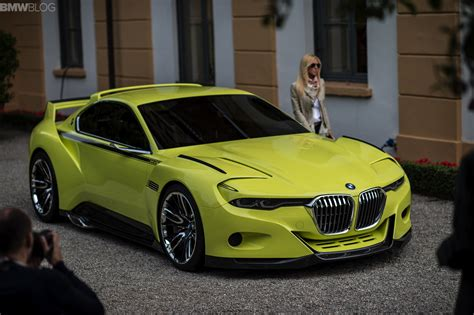 bmw concept csl bmw 3 0 csl hommage engine start sound