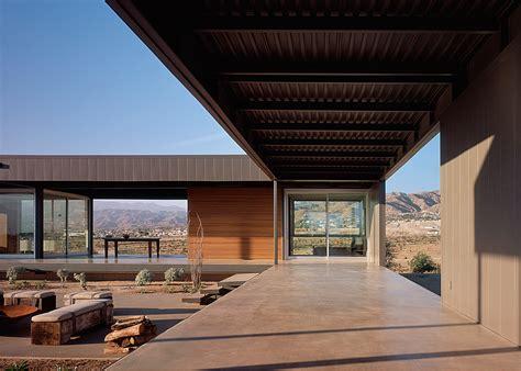 famous california architects desert house marmol radziner archinect