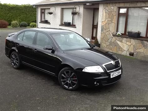 used 2008 skoda octavia vrs for sale in county