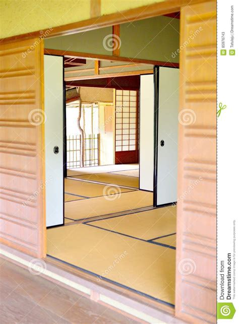 tatami pavimento portelli scorrevoli e pavimento di tatami giapponesi