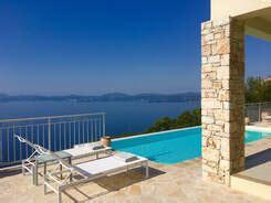 villas  nissaki luxury villas  corfu  prestige