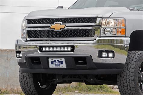 silverado led light chevy truck fog lights www pixshark com images
