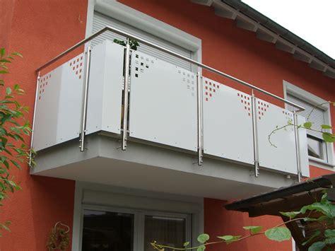 balkongeländer edelstahl schlosser weber leistungen metallgestaltung