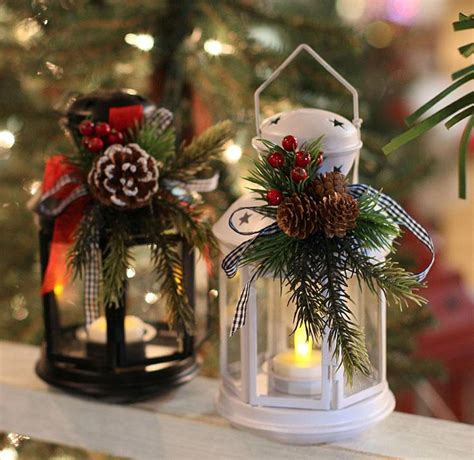 how to decorate christmas lanterns 33 best gold decorations home images on lanterns