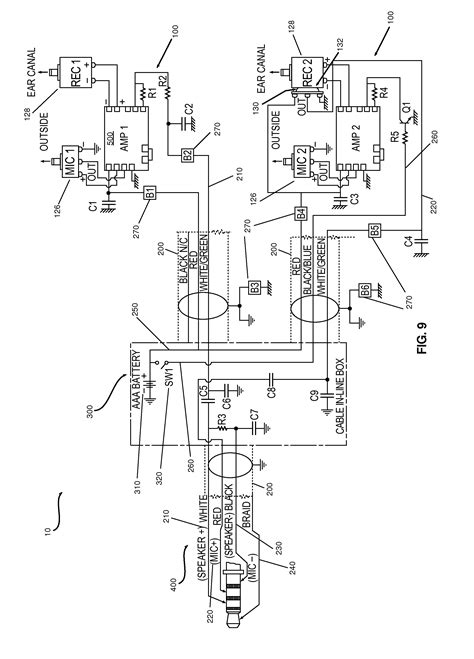 peltor headset wiring diagram wiring diagram with