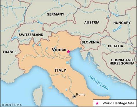 5 themes of geography venice italy venice italy britannica com