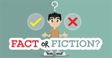 the fact or fiction fact or fiction quiz quizony com