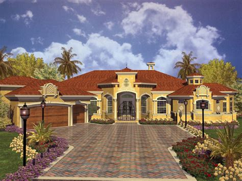 spanish homes plans italian style house spanish style homes house plans