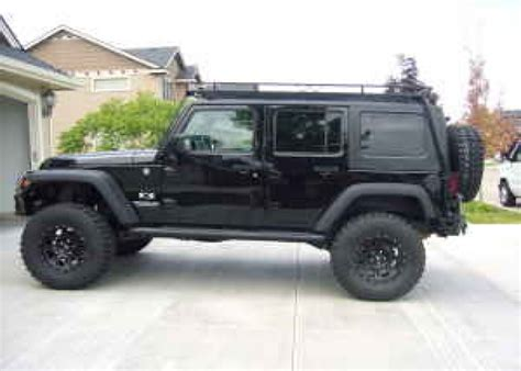 Lifted Jeep For Sale 2008 Jeep Wrangler Lifted Custom 27000 Meridian For Sale