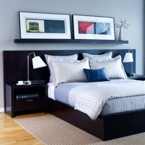 Bed With Sides by Horizons Studio Bed With Side Panels Modern
