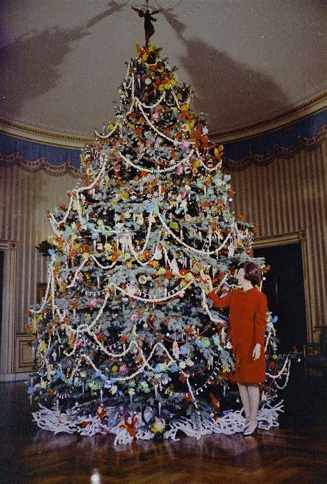 christmas trees  white house rockefeller