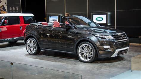 range rover evoque top gear review revealed evoque convertible concept top gear