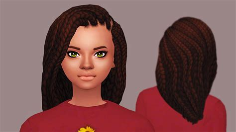 sims 4 cc braids maxis match cc for the sims 4 butterscotchsims violet