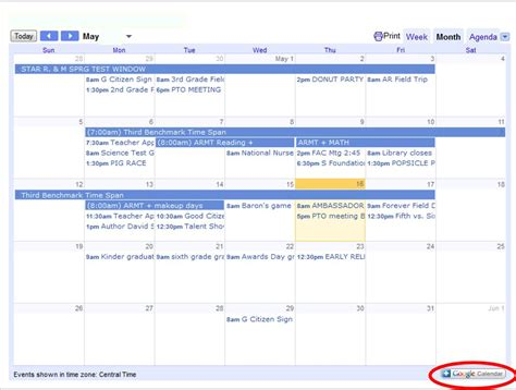 How To Embed Calendar How To Embed Your School Calendar In A Or Website
