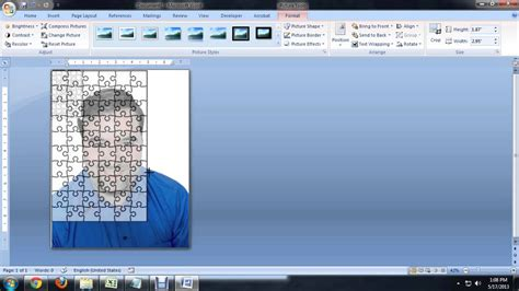 How To Create Jigsaw Puzzles In Microsoft Word Powerpoint Or Publisher Tech Niche Funnycat Tv How To Create Jigsaw Puzzle In Powerpoint