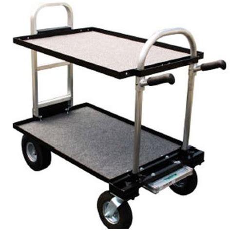 Senior Shelf by Backstage Magliner Senior Cart Modified 8 Without Nose