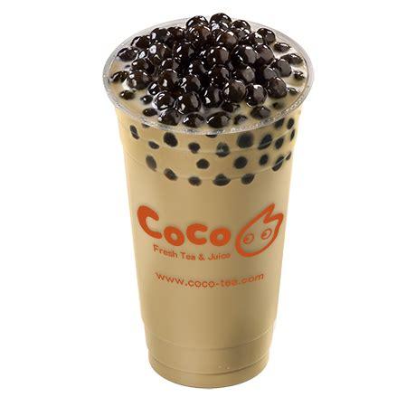 coco bubble tea coco fresh tea juice bubble tea