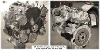 Jeep Wrangler Engines Vm Motori Four Cylinder Diesel Engines