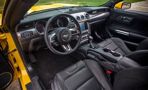 interior of mustang 2015 2015 ford mustang interior pictures