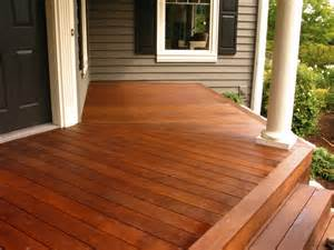 desk stain stained cedar deck color deck colors the
