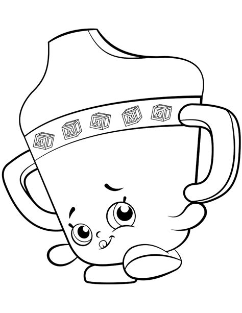 penny wishing well shopkin coloring page free printable penny wishing well season 5 coloring games coloring